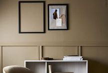 Interiors | Colors | Browns