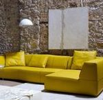 Interiors | Colors | Yellow