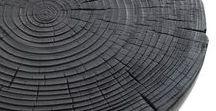 Materials | Burned wood