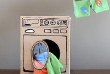 KIDS: Cardboard diy TOYS