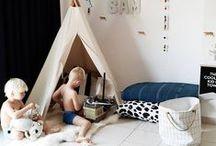 KIDS ROOMS / by sarahjanestudios