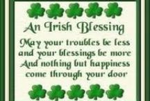 Irish Eyes are Smiling... / by Suzanne Donnelly