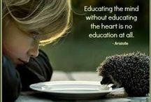Homeschool//Teaching//Education / by Jodea Johnson