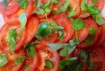 Food I love / Vegetarian meals