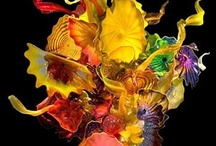 Dale Chihuly / ...A Master Glass of Art / by Suzanne Donnelly