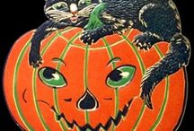 Trick or Treat... / Backward, turn backward,  O time in your flight. Make me a child again- just for tonight!        -Elizabeth Akers Allen / by Suzanne Donnelly