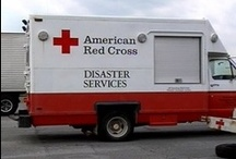 """American Red Cross... / """"We were there...We are there...We will be there."""" / by Suzanne Donnelly"""