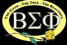 Beta Sigma Phi / by Mary Knapp-Stanton