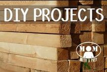 DIY | Projects / Momwithaprep's Pinterest board on Do-it-yourself projects for self-sufficiency / emergency perparedness / camping / homesteading and more. See my main board for other topics on emergency preparedness.  / by Jane @ Mom with a PREP