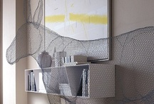 """B&B Italia Home 7 _A touch of yellow / In the hills of Tuscany. Yellow """"coup de foudre"""". Eclectic, welcoming, almost monochromatic. Just a touch of yellow, quick as a wink."""