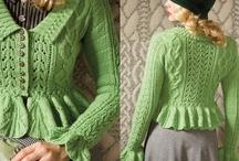 Knits / My knit designs