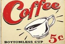 Coffee/Tea / by Mary Knapp-Stanton