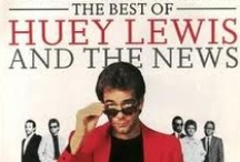 Huey Lewis and the News / by Mary Knapp-Stanton