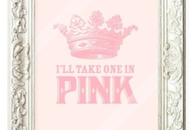 Everything PINK! / by Mary Knapp-Stanton
