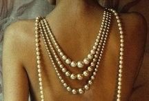Pearls / by Barbara Michelle Jacobs Jewelry