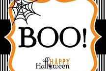 Halloween Ideas / by Mary Knapp-Stanton