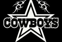 Dallas Cowboys / by Mary Knapp-Stanton