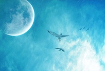 08- INSPIR° - In the Sky ☆☾☆☆ / ☆☾☆☆☆ / by Katell Chen