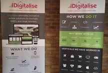 Services / Online growth strategy consultancy, web and mobile app design and development