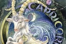 Capricorn / by Susan Mogul