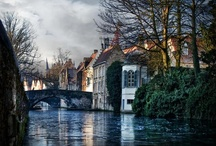 """Brugge """"Die Scone"""" - Brugge The Beautiful / Brugge is my home town and though I live far away now, I miss it very much and go back as often as I can... / by Susan Mogul"""