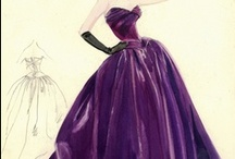 """""""Dancing in the Moonlight..."""" / From Vintage to Valentino-a collection of elegant evening gowns.  / by Suzanne Donnelly"""