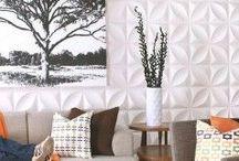 Chrysalis Pattern 3D Wall Panel