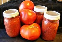 Preserving Food is an Art / Canning, Pickling, Drying and Freezing  / by Suzanne Donnelly