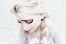 *Frozen* / by Emily A James