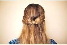 H A I R / Hair cuts, styles etc