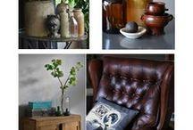 rietje sofietje styling / Stoer, landelijk, vintage en een vleugje vrouwelijkheid. Een woonsfeer die ik zelf heb gecreëerd.