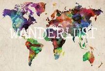 Por el mundo! / I love to travel and explore the world...