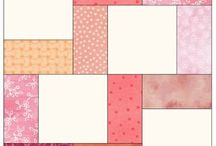 Quilting - Patchwork - Blocks / Easy blocks to make at the quilting bee or for charity / by Janneke Maat