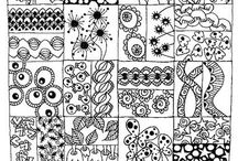 Love To Zentangle / Discover the creative fun! / by Cynthia Boelk