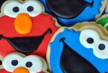 Sesame Street Birthday Party / by Sharon Shea