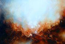 abstract / by Jasmin Pinnington