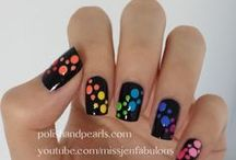 lovely nails i love / nails which are just faboulous