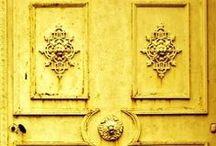 Yellow: Citrine, Canary Diamonds, / Shade of Yellow: Citrine, Canary Diamonds, and other Yellow Gemstones