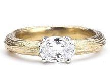 Diamonds / Classic diamonds, raw diamonds, black diamonds... / by Barbara Michelle Jacobs Jewelry