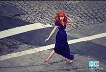 Marie Calfopoulos - Portrait/Fashion portfolio / http://www.mariecalfopoulos.com