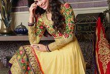 ethnic wear..