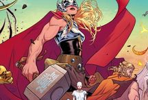 Thor / God of Thunder yo!  / by David Lawrence