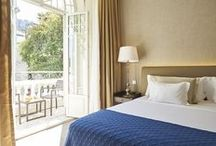 {a room with a view} / your room in a PortoBay hotel . ..