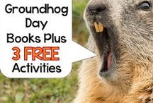 Groundhog Day / Activities,crafts and other ideas for Pre-K, kindergarten or 1st grade classrooms!