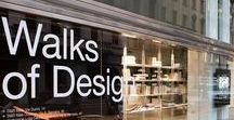 Milan Design Week 2018 / #walksofdesign. New designs by Antonio Citterio, Naoto Fukasawa, Piero Lissoni, Michael Anastassiades. New Outdoor Collections by Doshi Levien and Naoto Fukasawa.