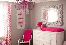 Inspiration for Kid Rooms / by Krystal Railsback