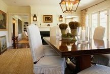 Dining Rooms / by Casey Lassiter