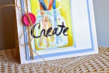 Made with Paper / Beautiful cards / by Suzanne Russell