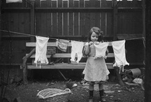 Clothesline beauty / I LOVE clotheslines. Of any kind.  I think they speak of humanity!