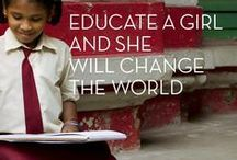 Education / by ONE Girls and Women